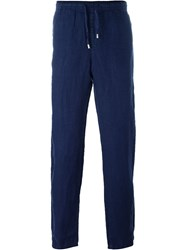 Z Zegna Casual Trousers Blue