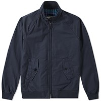 Baracuta Garment Dyed G9 Hastings Jacket Blue
