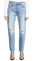 Edwin Tash Relaxed Straight Jeans Anxiety