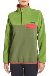 Women's Patagonia 'Synchilla' Fleece Pullover