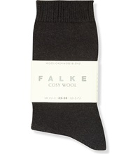 Falke Cosy Wool Socks 3009 Black