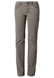 Esprit Straight Leg Jeans Safari Green