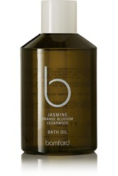 Bamford Jasmine Bath Oil Colorless