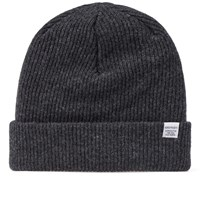 Norse Projects Beanie Grey
