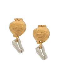 Alighieri The Unbearable Lightnes Earrings Gold