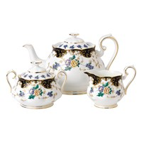 Royal Albert 100 Years Tea Set 3 Piece 1910 Duchess