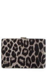 Stella Mccartney Velvet Frame Clutch