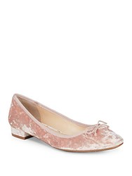 Vince Camuto Adema Patent Flats Beige