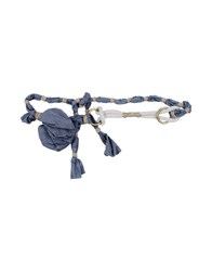 Coast Weber And Ahaus Small Leather Goods Belts Dark Blue