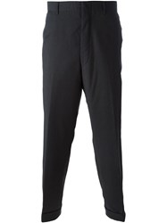 Romeo Gigli Vintage Tapered Trousers Grey