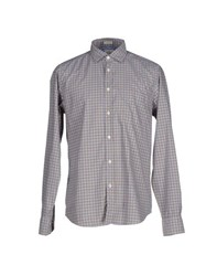 Hartford Shirts Shirts Men Ochre