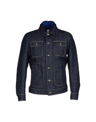 Siviglia Denim Denim Denim Outerwear Men Blue