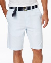 American Rag Mcb Shorts Only At Macy's Blue Mist
