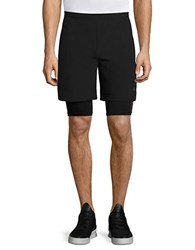 Mpg Up Your Game Run Shorts Black