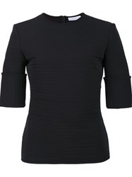 Wanda Nylon 'Manon' Top Black