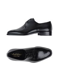 Maldini Footwear Lace Up Shoes Men