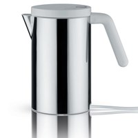 Alessi Short Hot It Kettle White