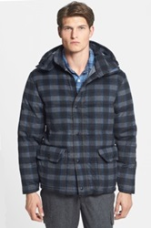 Grayers 'Timber' Quilted Down Jacket Gray