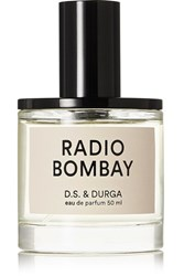 D.S. And Durga Radio Bombay Eau De Parfum Radiant Wood Colorless