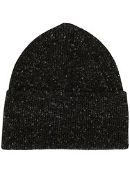 Margaret Howell Ribbed Knit Beanie 60