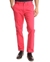 Marc By Marc Jacobs Beach Cotton Fuchsia Chinos