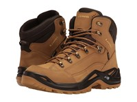 Lowa Renegade Gtx Mid Sahara Dark Brown Men's Hiking Boots