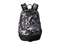 Nike Young Athletes Cheyenne Print Backpack White Black Matte Silver Backpack Bags Multi