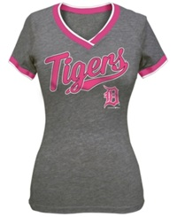 5Th And Ocean Girls' Detroit Tigers Opening Night T Shirt