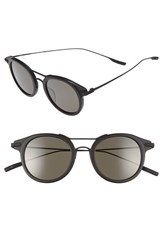 Salt Men's Taft 46Mm Polarized Round Sunglasses