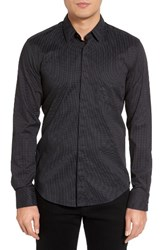 Hugo Men's Boss Reid Dot Sport Shirt