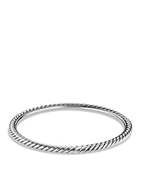 David Yurman Cable Classics Bangle Silver