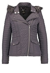 Lipsy Light Jacket Dark Grey Dark Gray