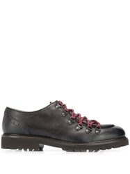 Doucal's Phil Derby Shoes Brown