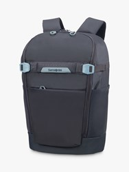 Samsonite Hexapack Small Laptop Backpack Shadow Blue