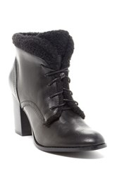 Restricted Tap Tap Fleece Lined Bootie Black