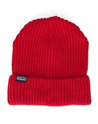 Patagonia Red Fisherman Cotton Hat