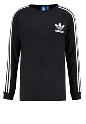 Adidas Originals Long Sleeved Top Black