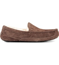 Ugg Ascot Loafers Dark Brown