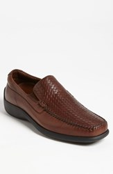 Neil M Men's 'Palermo' Loafer Walnut