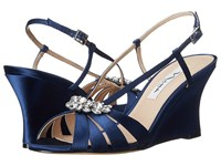 Nina Viani New Navy Women's Wedge Shoes