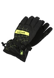 Spyder Overweb Gloves Mottled Black