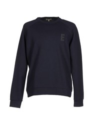 Esemplare Topwear Sweatshirts Men Dark Blue
