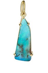 Irene Neuwirth Teardrop Pendant Colorless