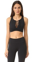 Solow Disect Sports Bra Black