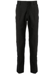 Cerruti 1881 High Waisted Straight Fit Trousers 60