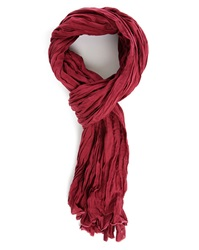Ikks Blackcurrant Basic Scarf