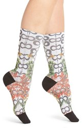 Stance Women's Lattice Wall Crew Socks