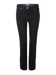 Dickins And Jones Buckingham Straight Leg Jeans Indigo