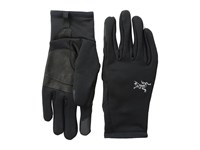 Arc'teryx Rivet Gloves Black Ski Gloves