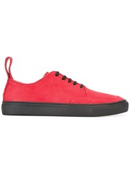 Blood Brother Asura Caspian Sneakers Red